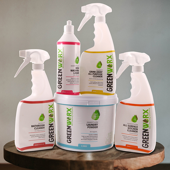 Green Worx Starter Cleaning Pack