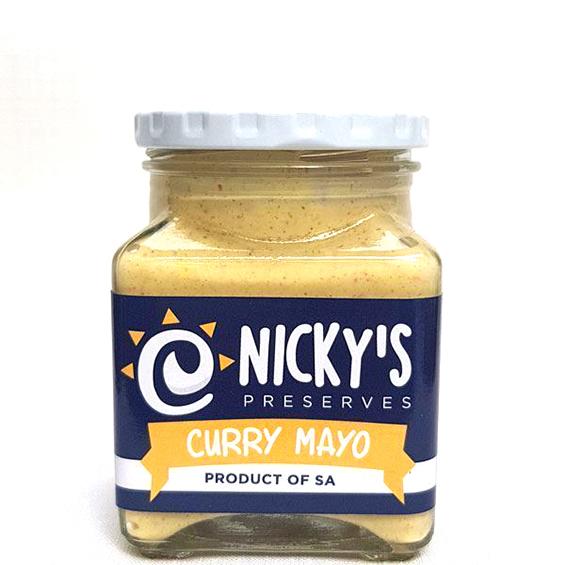 curry-mayo