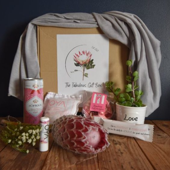 Fab Ideas Scarf Hamper